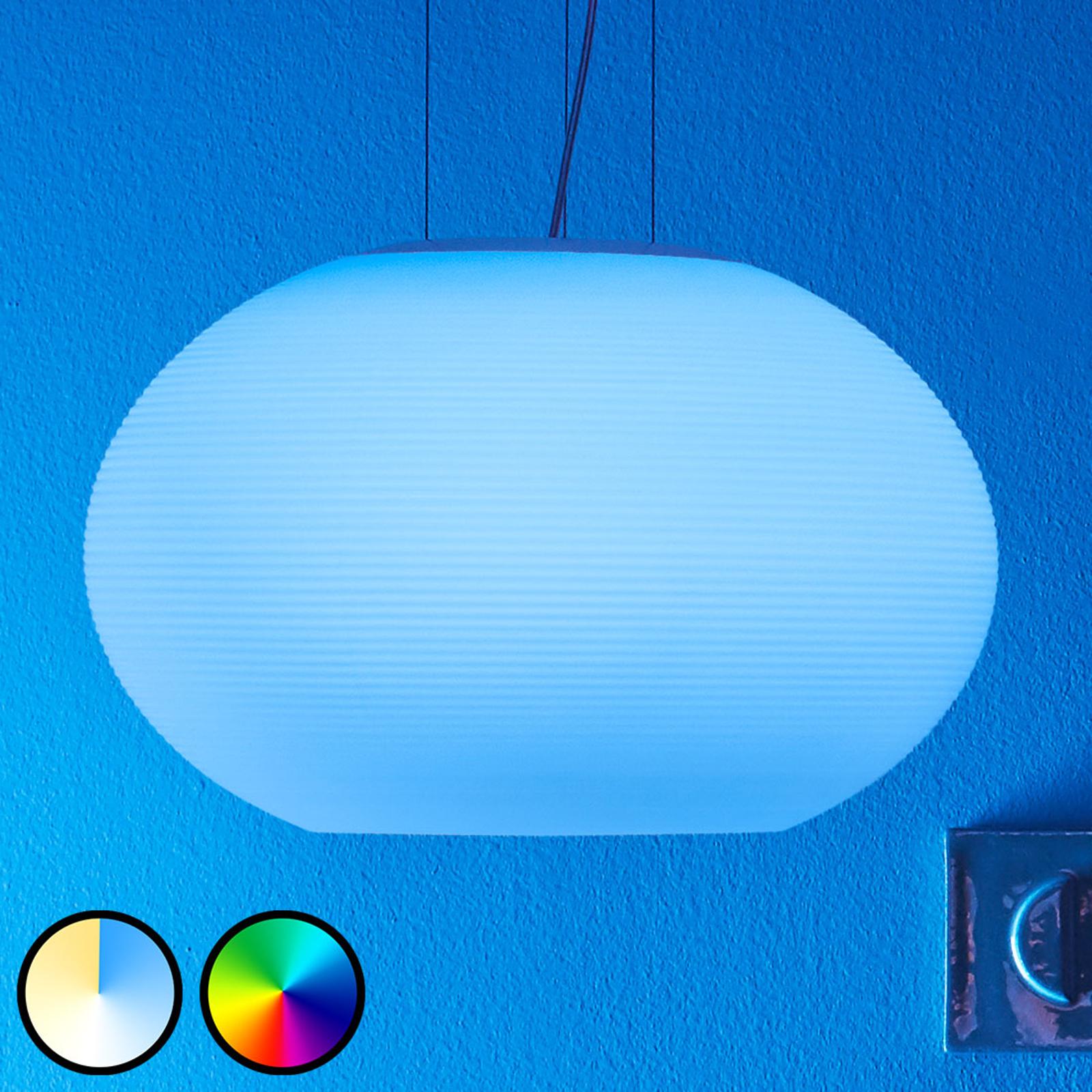 Philips Hue Flourish lámpara colgante LED, RGBW