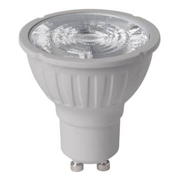 Riflettore LED GU10 dual beam 5,2W dimming 2.800K