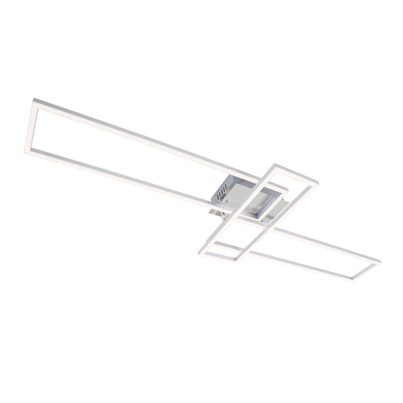 Frame WiFi CCT, fjernkontroll, alu, 110x35 cm