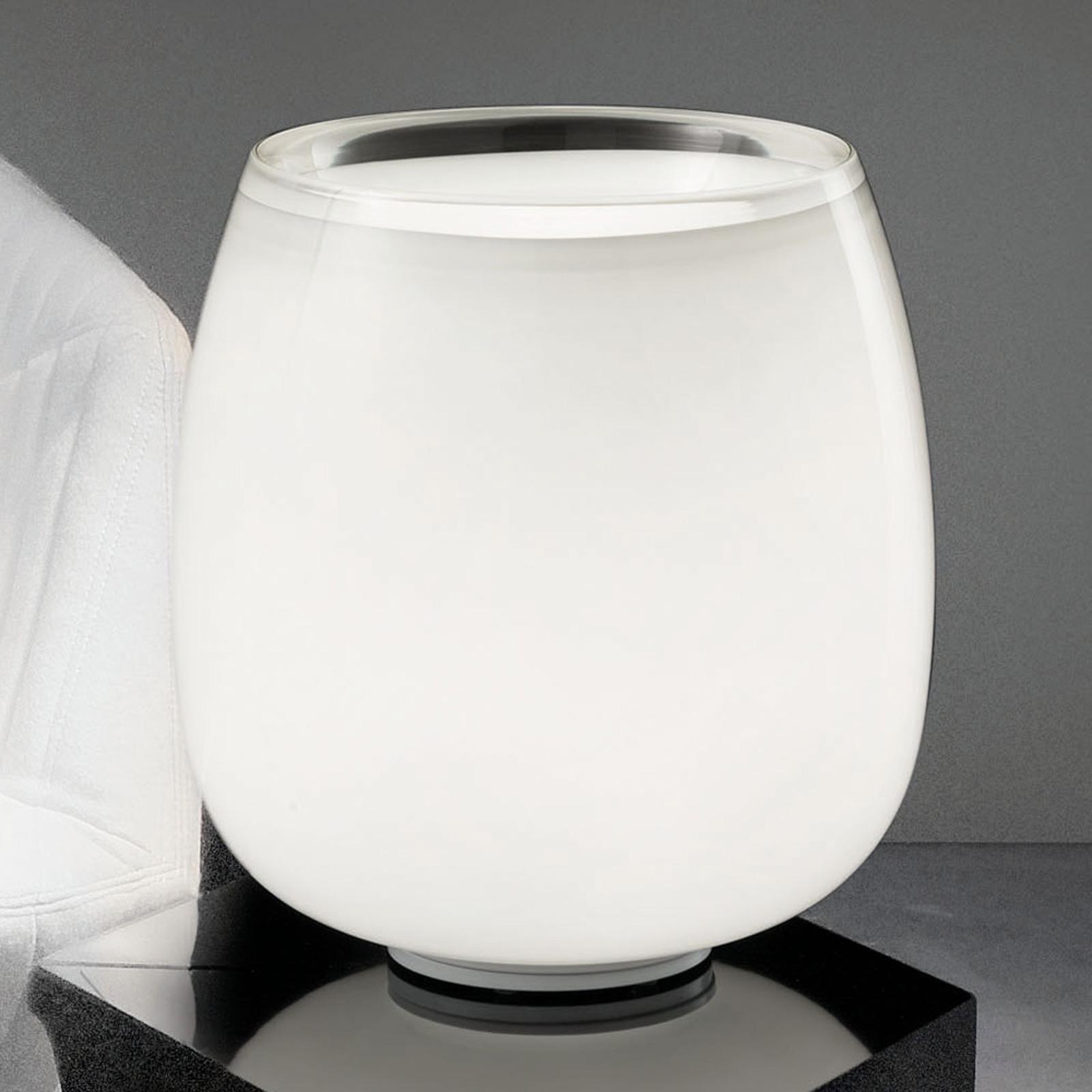 Implode - glazen tafellamp Ø 38 cm