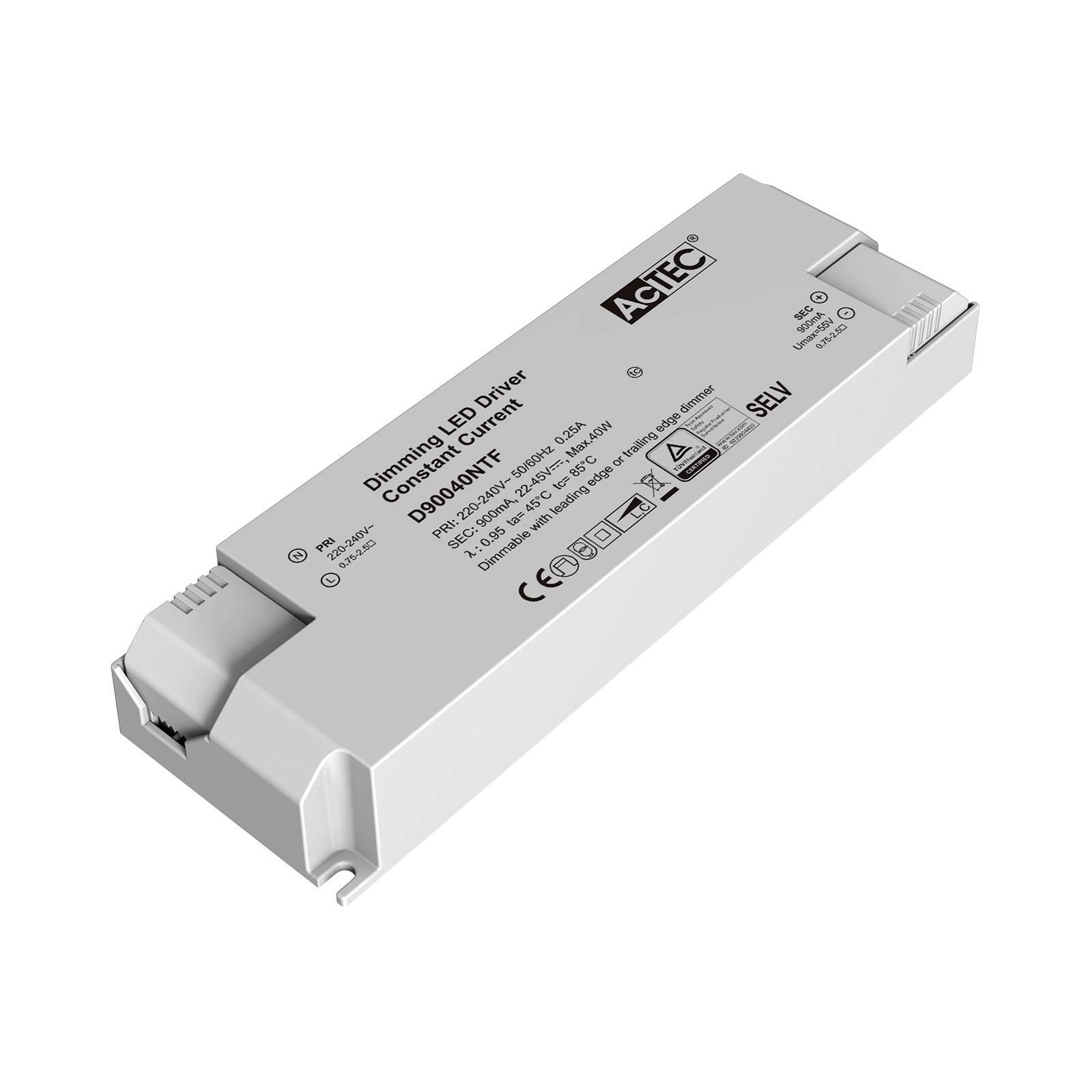 ACTEC AcTEC Triac LED ovladač CC max. 40W 900mA