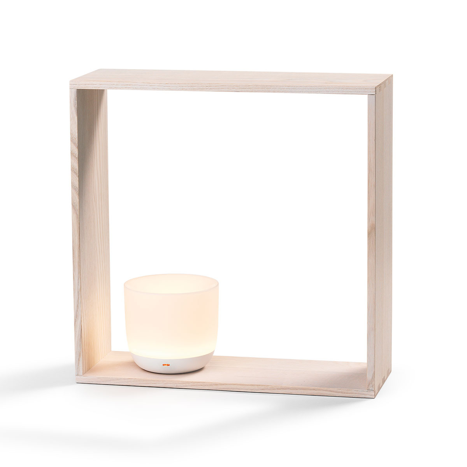FLOS Gaku Wireless lampe à poser LED, blanche