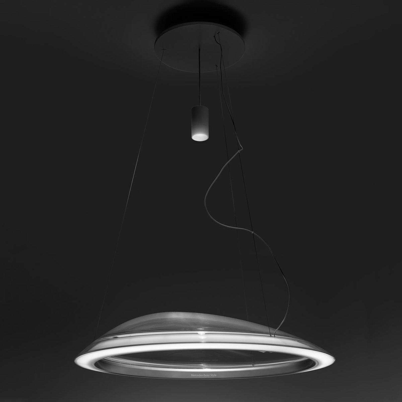 Lampada a sospensione LED di design Ameluna