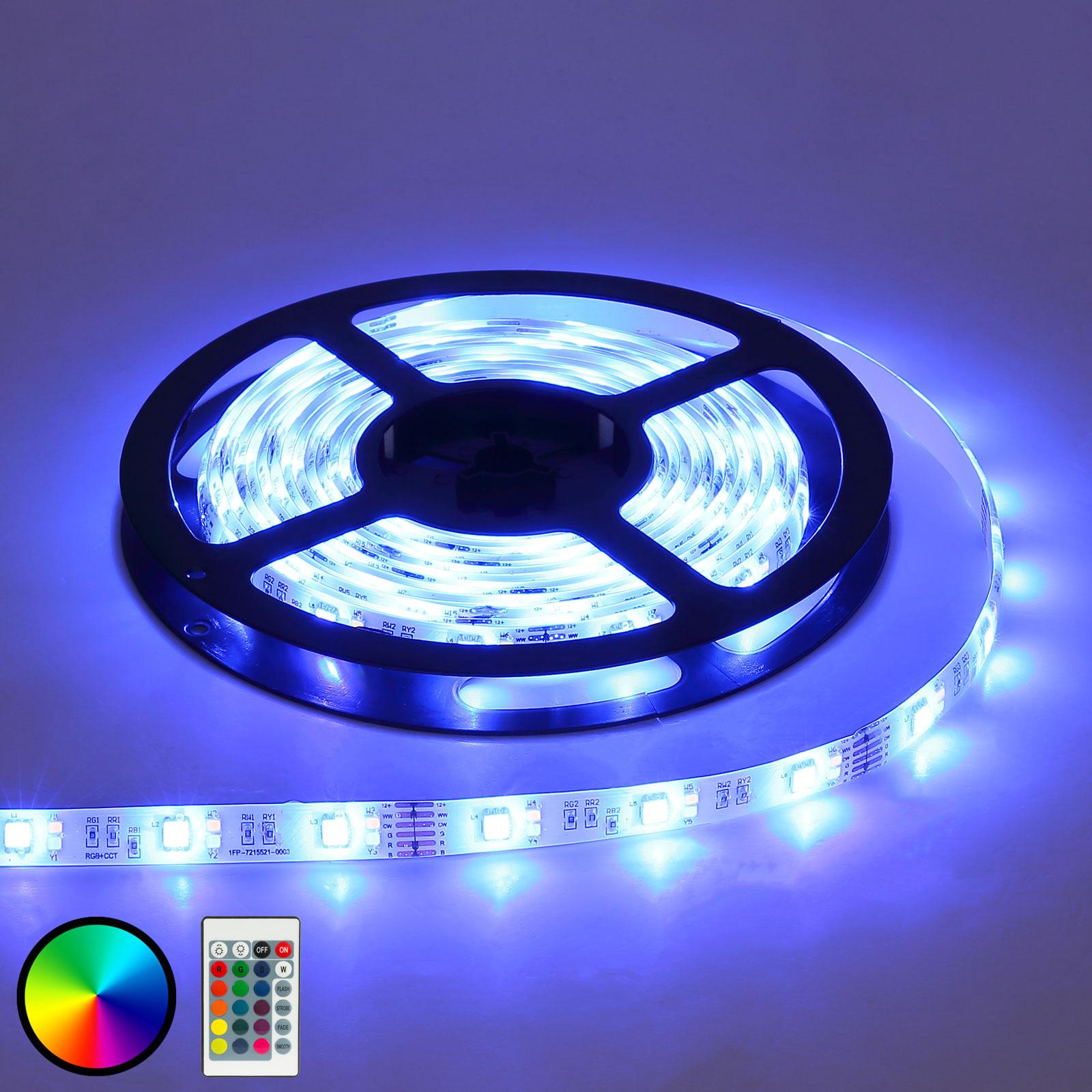 Eduard LED strip Tuya-Smart RGBW CCT remote_4015282_1