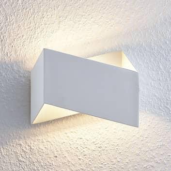 Arcchio Assona applique LED, bianco-argento