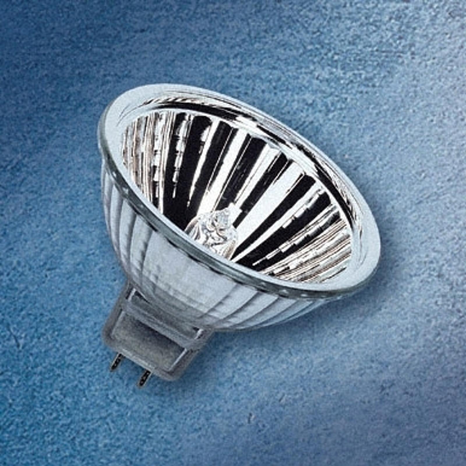 Gu5.3 mr16-36 ° aluminium miroir 35 W Halogène Réflecteur argentée Cover 35 W