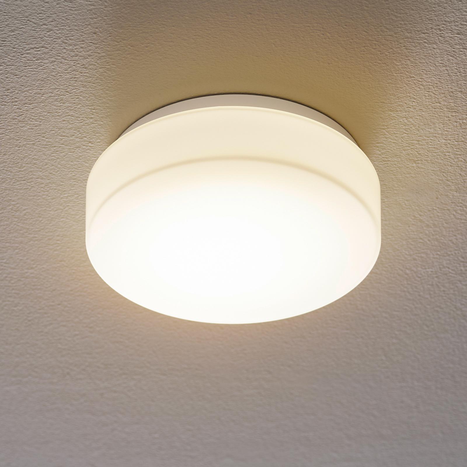 BEGA 50078 lampa sufitowa LED DALI 3000K Ø25cm