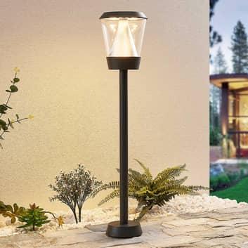 Lucande Tiany bolardo luminoso LED, 80 cm