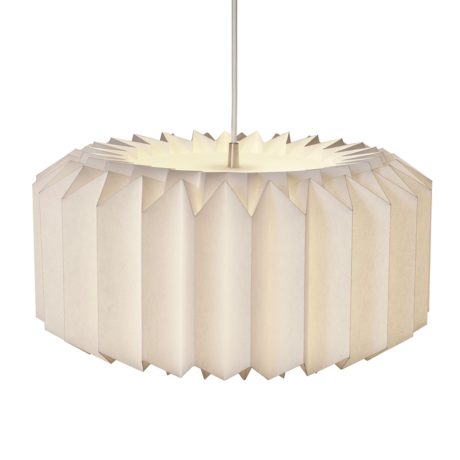 LE KLINT Onefivefour hanglamp in Wit, large