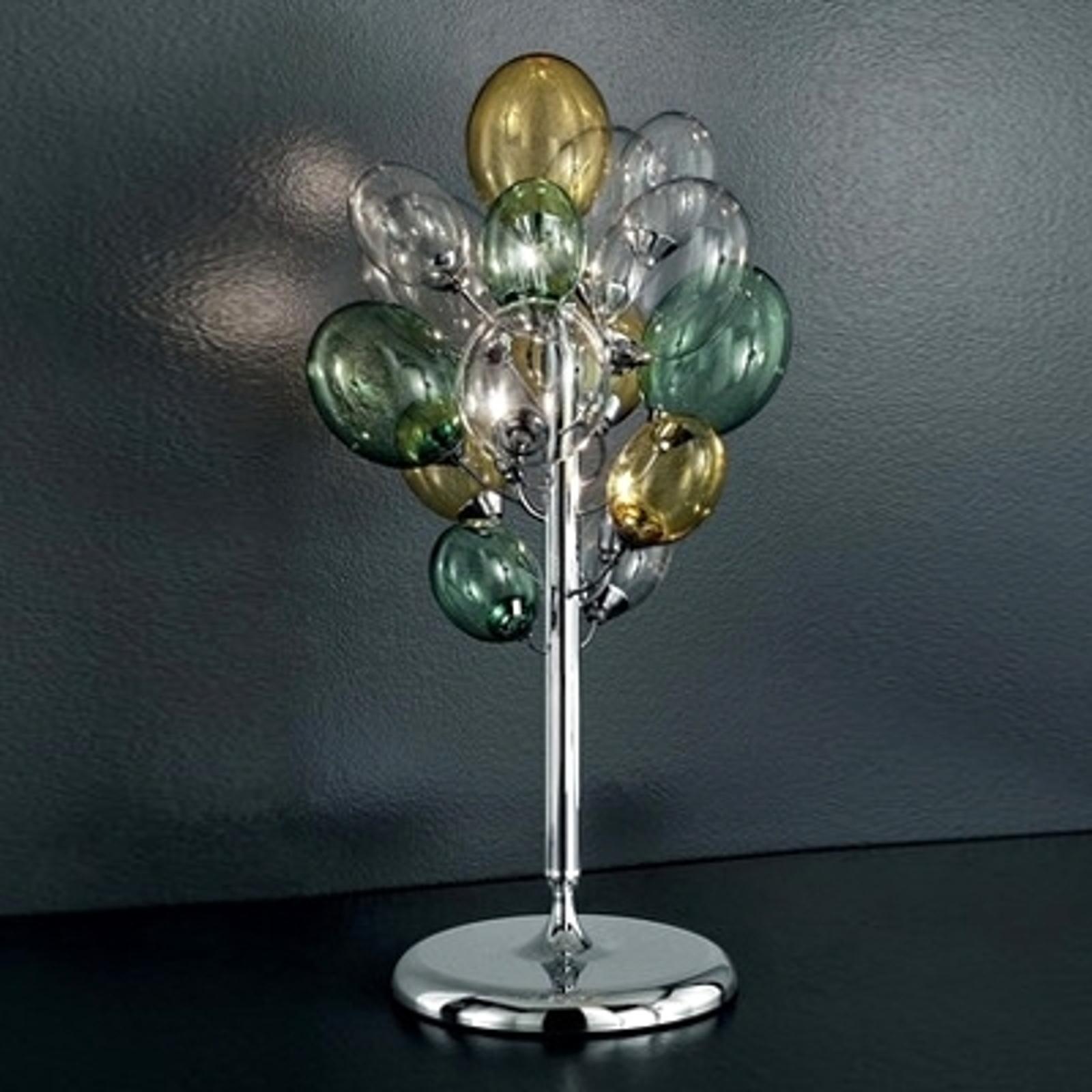 Unieke tafellamp Nuvola