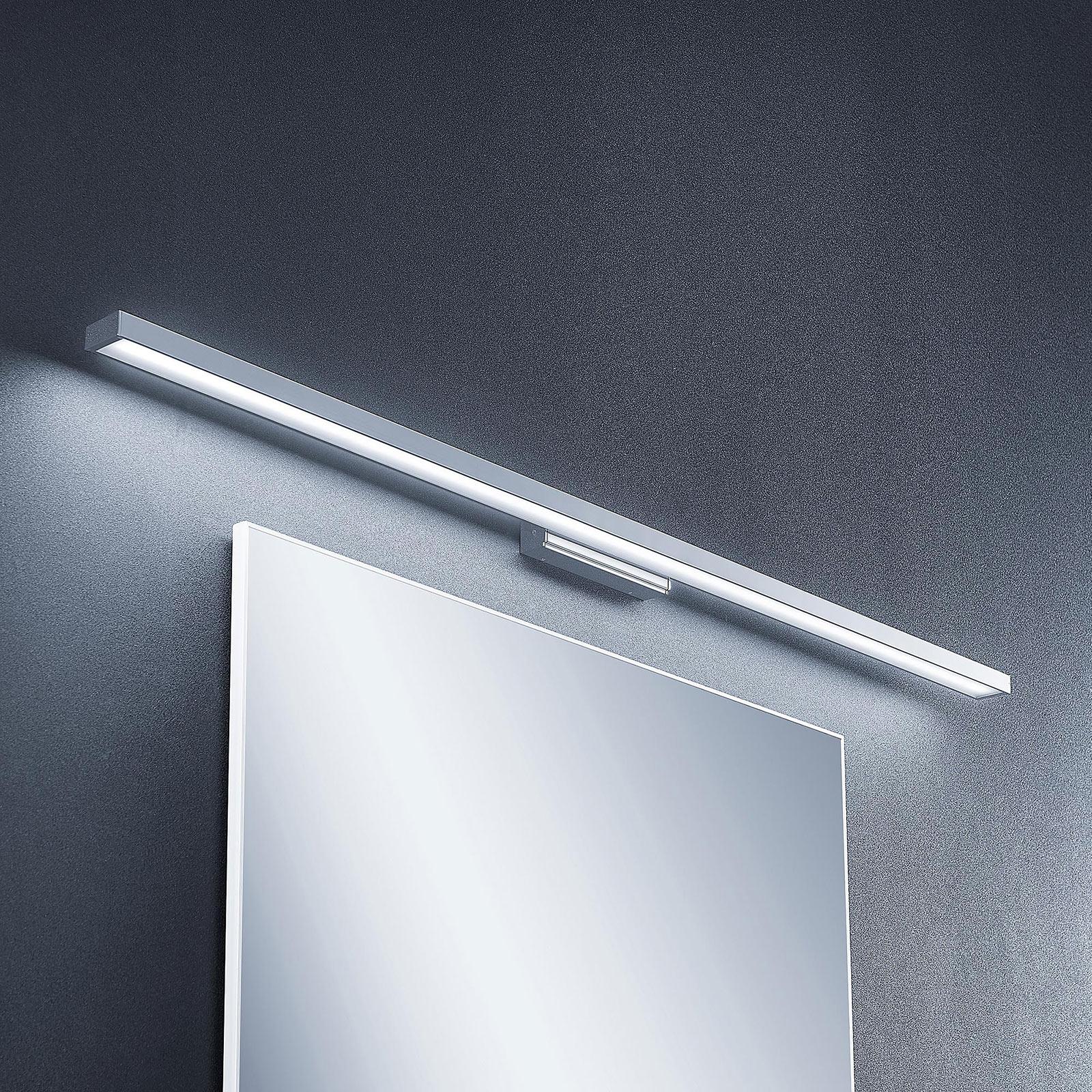 Lindby Alenia LED-spejllampe badeværelse 120 cm
