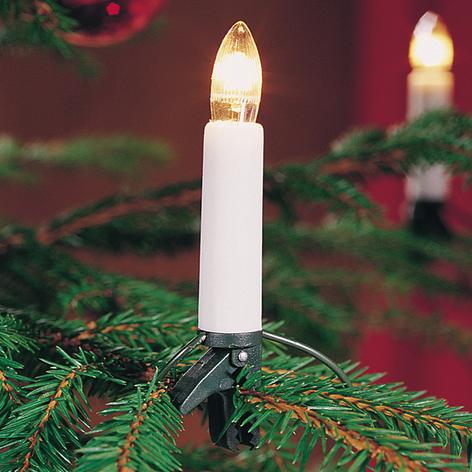 9,75m:n valoketju kynttilälamput sisä 16lamppua