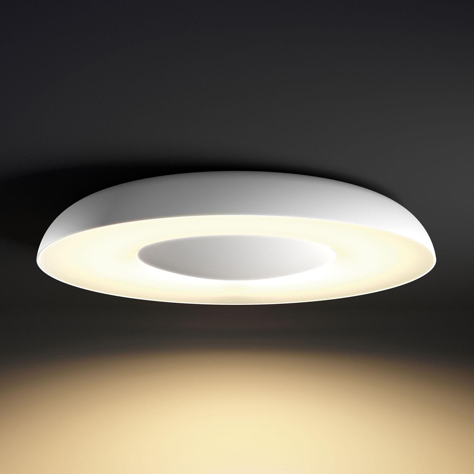 Philips Hue White Ambiance Still Deckenlampe weiß