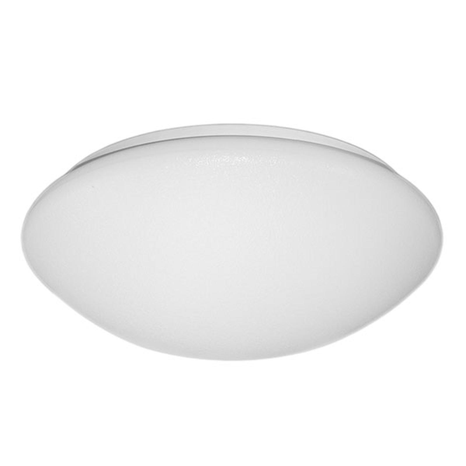 Grote LED plafondlamp, slagvast, 35 W, 3.000 K