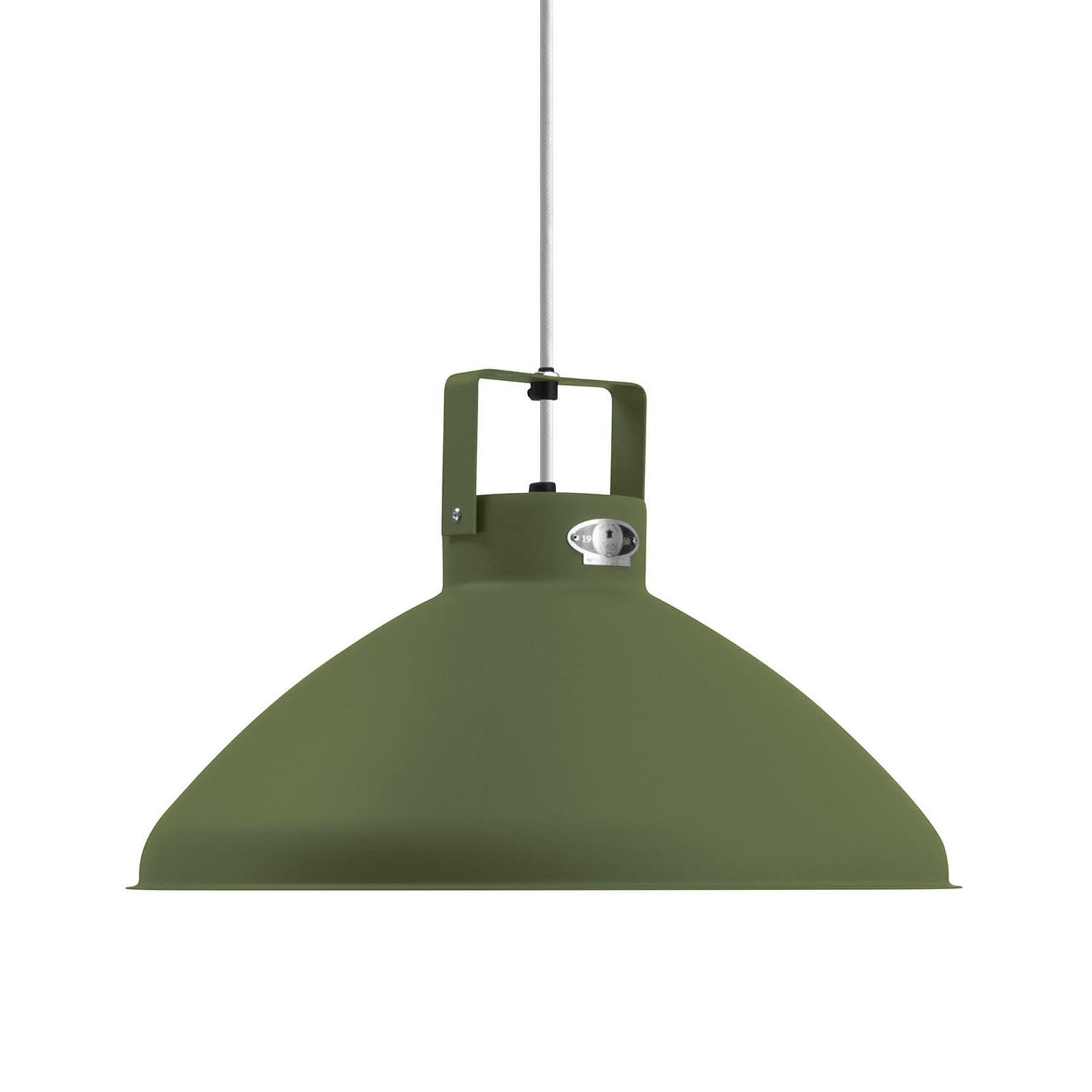 Jieldé Beaumont B360 hanglamp olijfgroen mat
