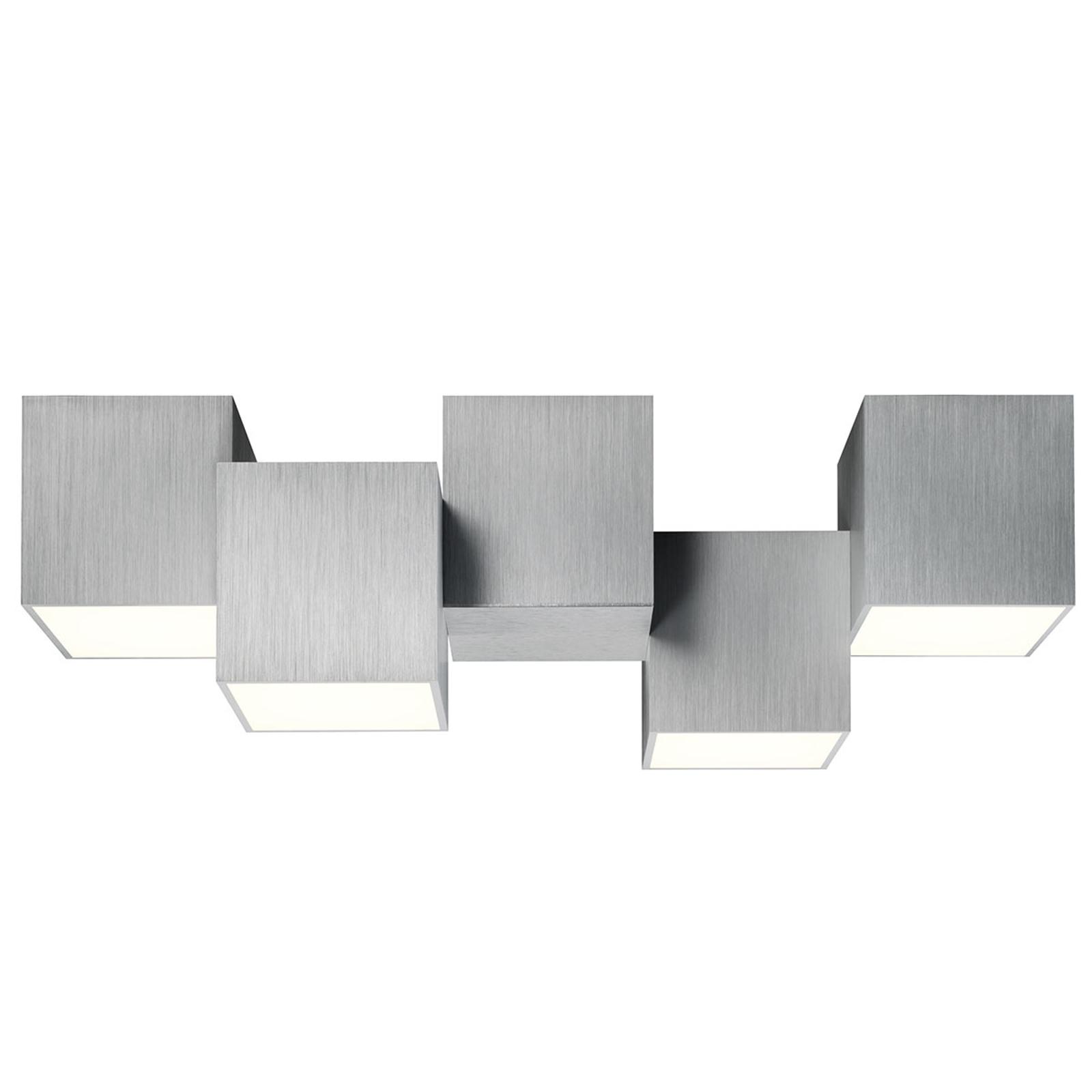 Produktové foto GROSSMANN GROSSMANN Rocks LED stropní svítidlo, 4zdrojové