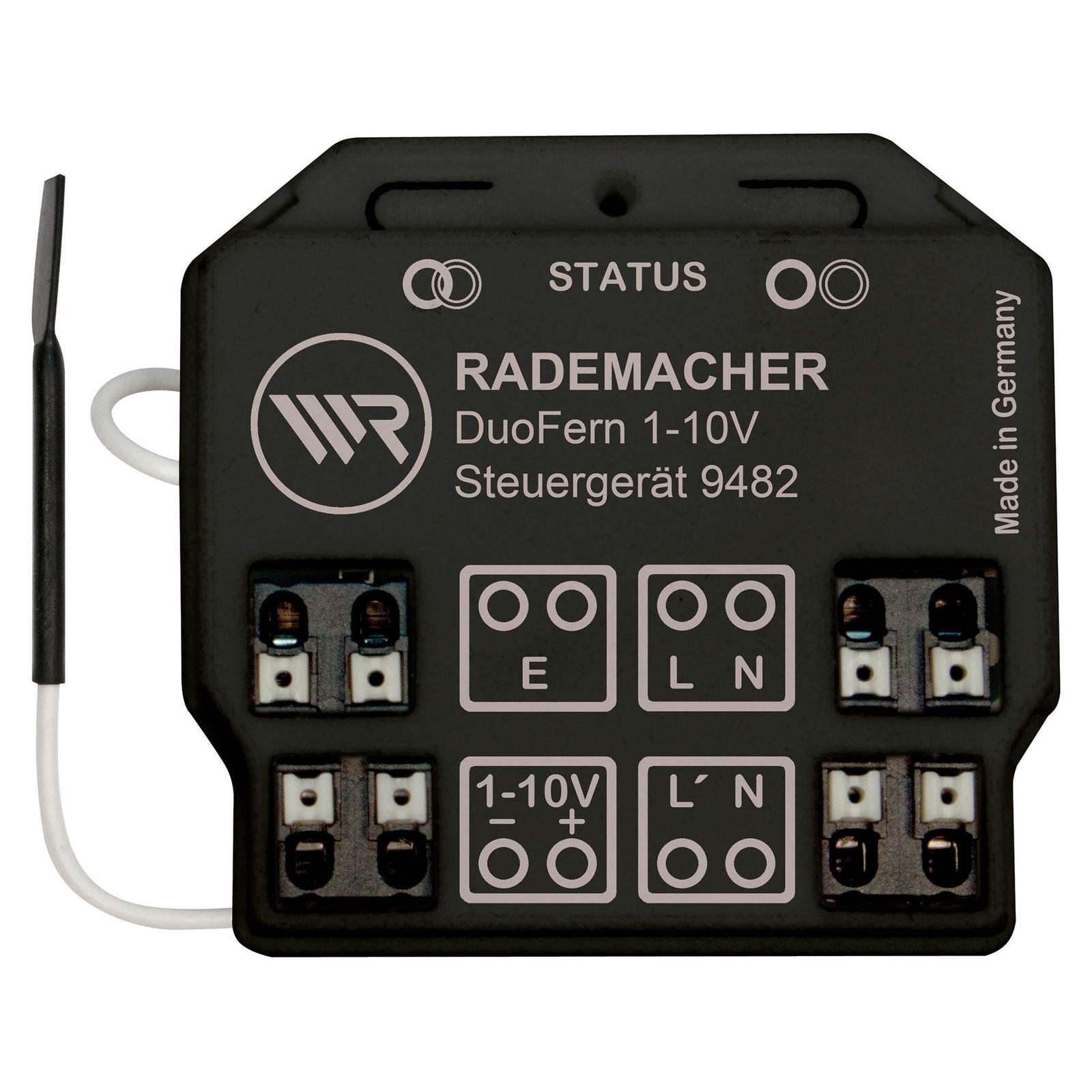 Rademacher DuoFern 1-10 V commande actionneur dim