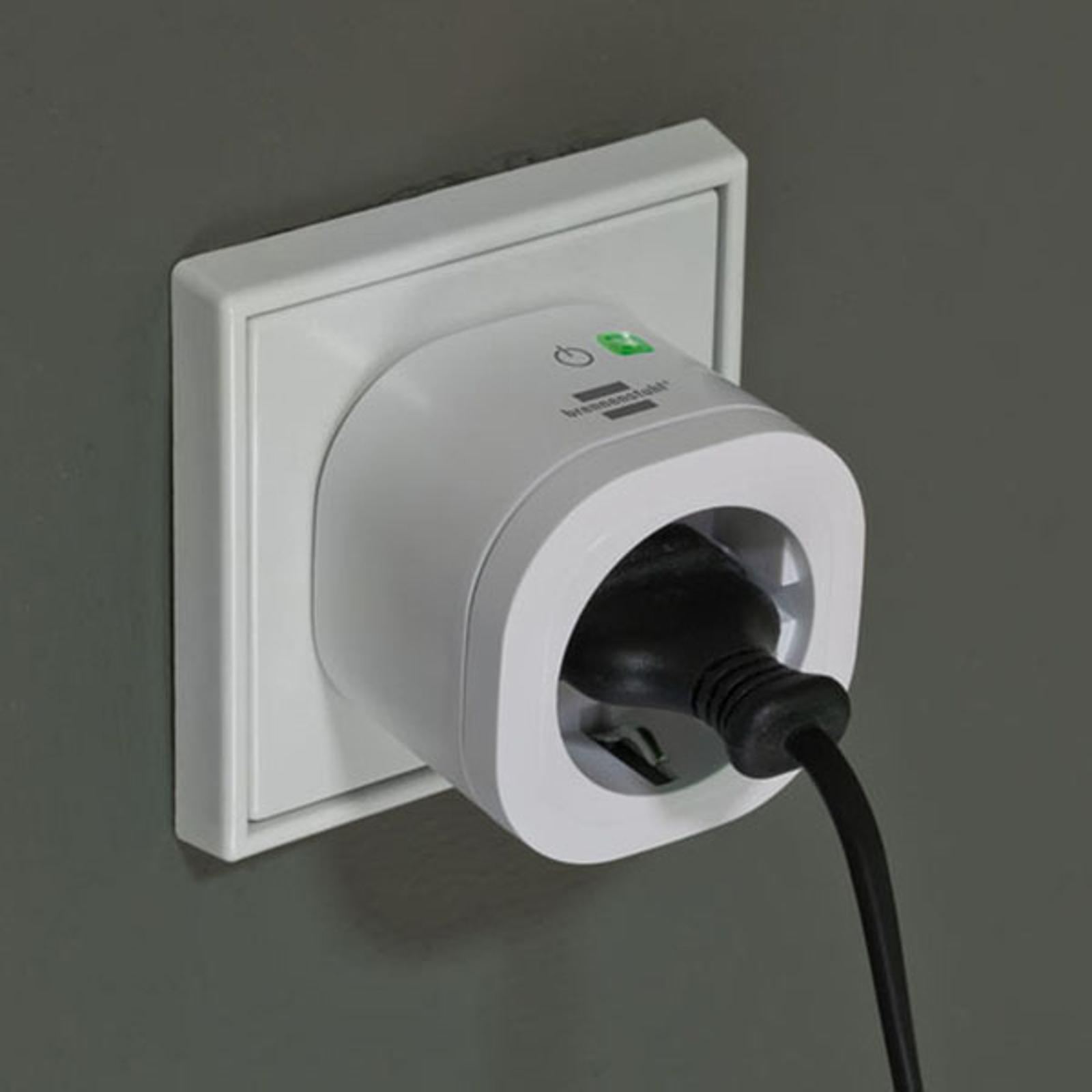 WiFi-Steckdose WA 3000 XS01 für Innenbereich