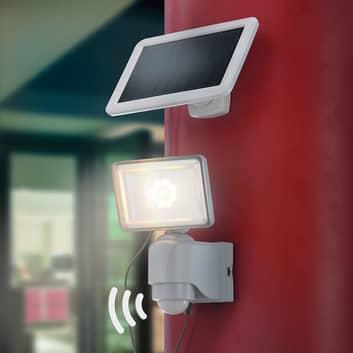 LED solcelle vægspot Power, 500 lumen, IR sensor