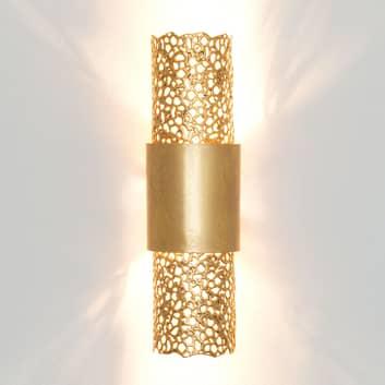 Nástěnné světlo Palazzo, zlatá
