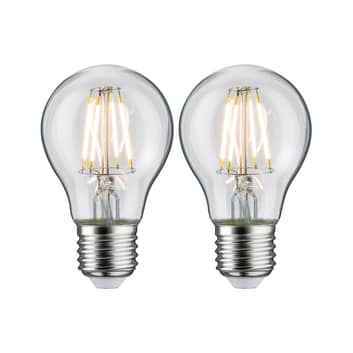 Paulmann ampoule LED E27 4W 2700K filament par 2