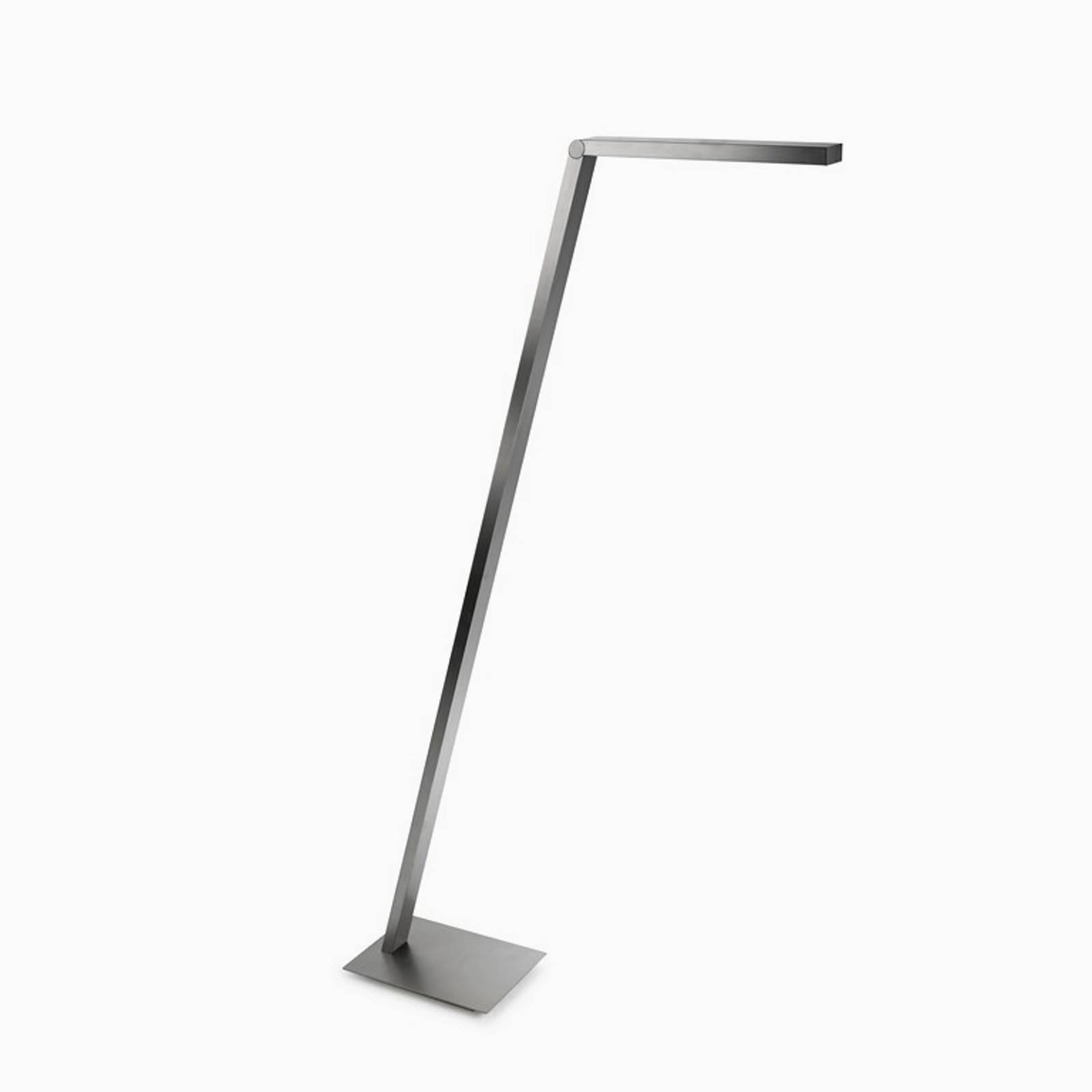 Dimbare LED vloerlamp Clau