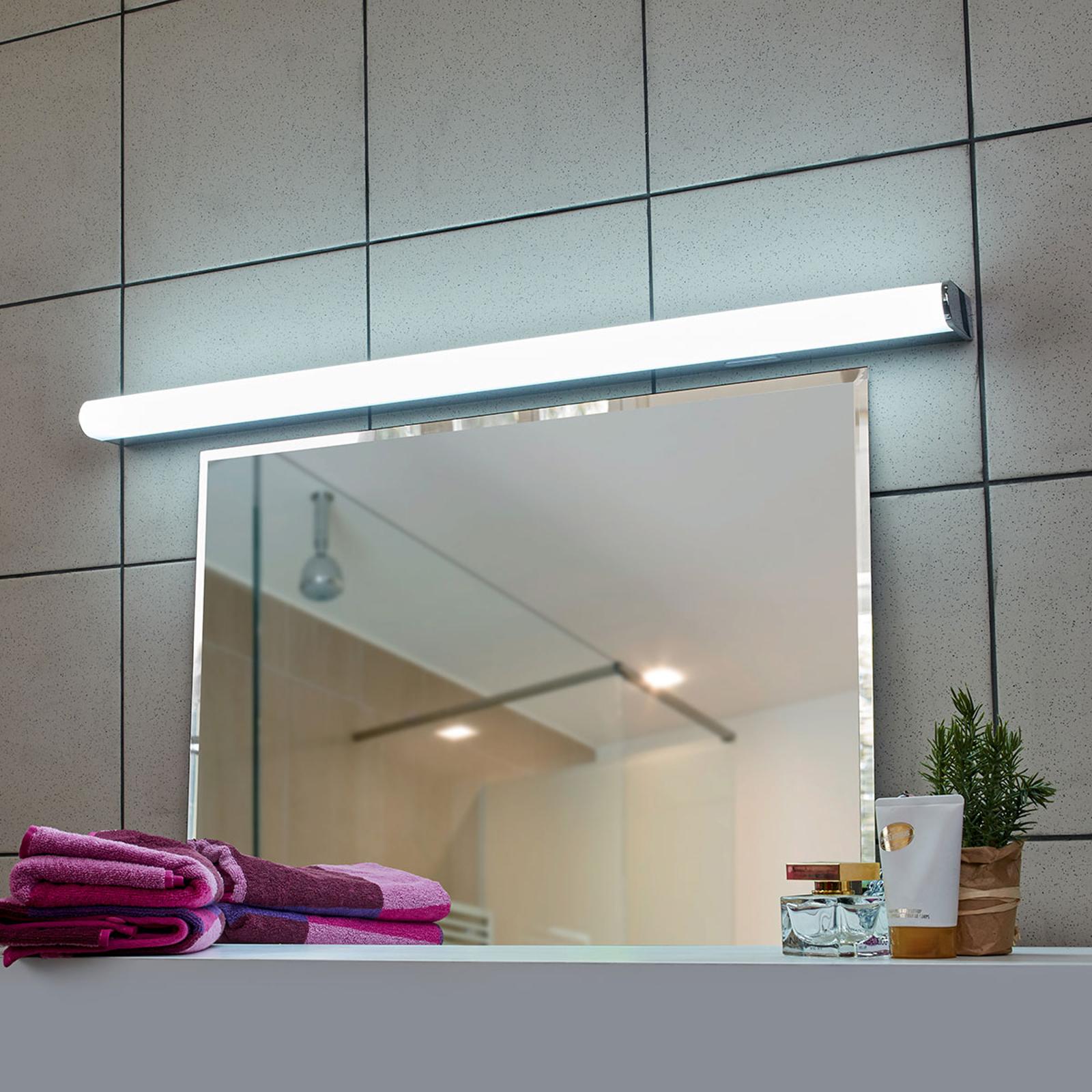 LED wandlamp Jesko badkamer 3.000-6.500K, 89cm