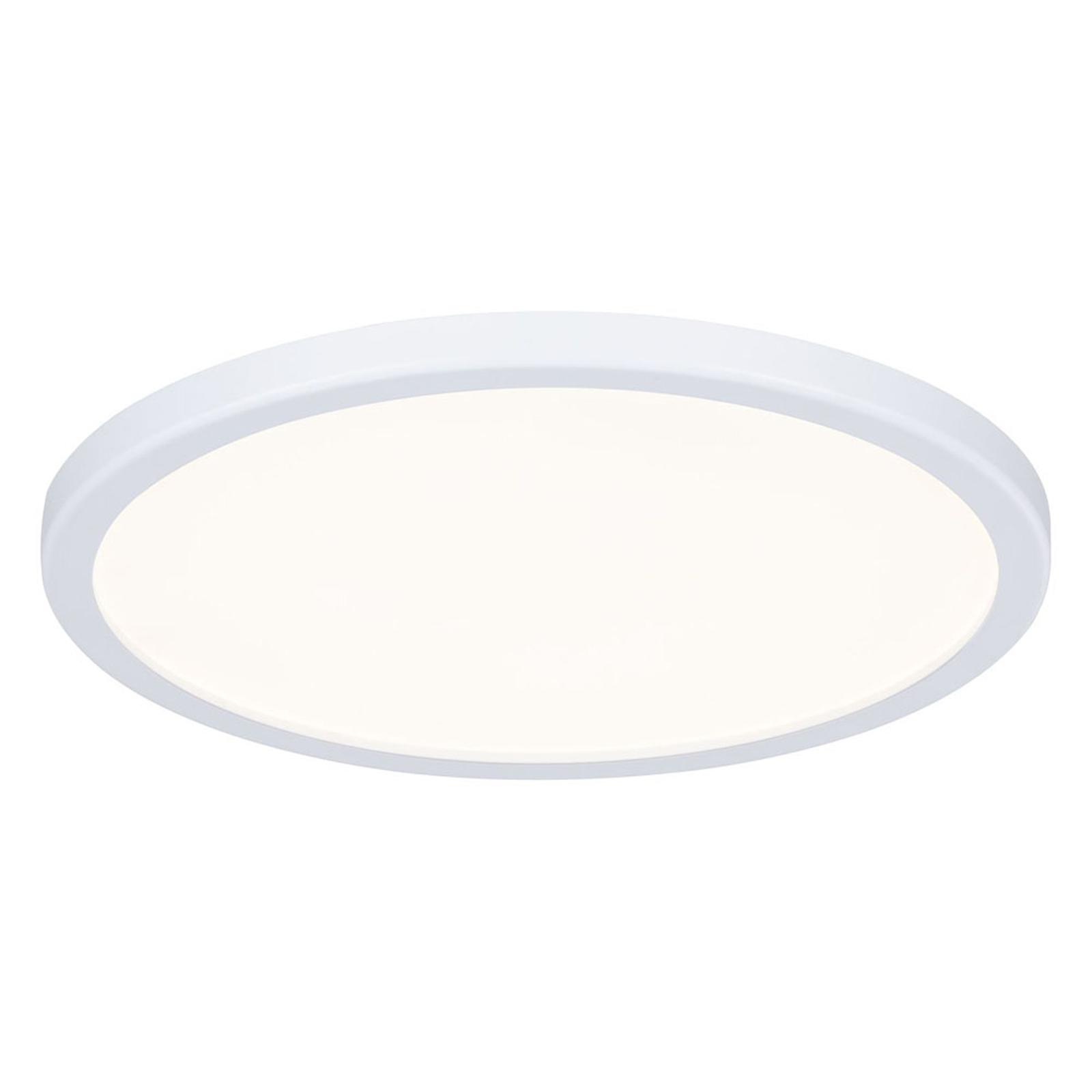 Paulmann LED-Panel Areo 3.000K rund weiß 17,5cm