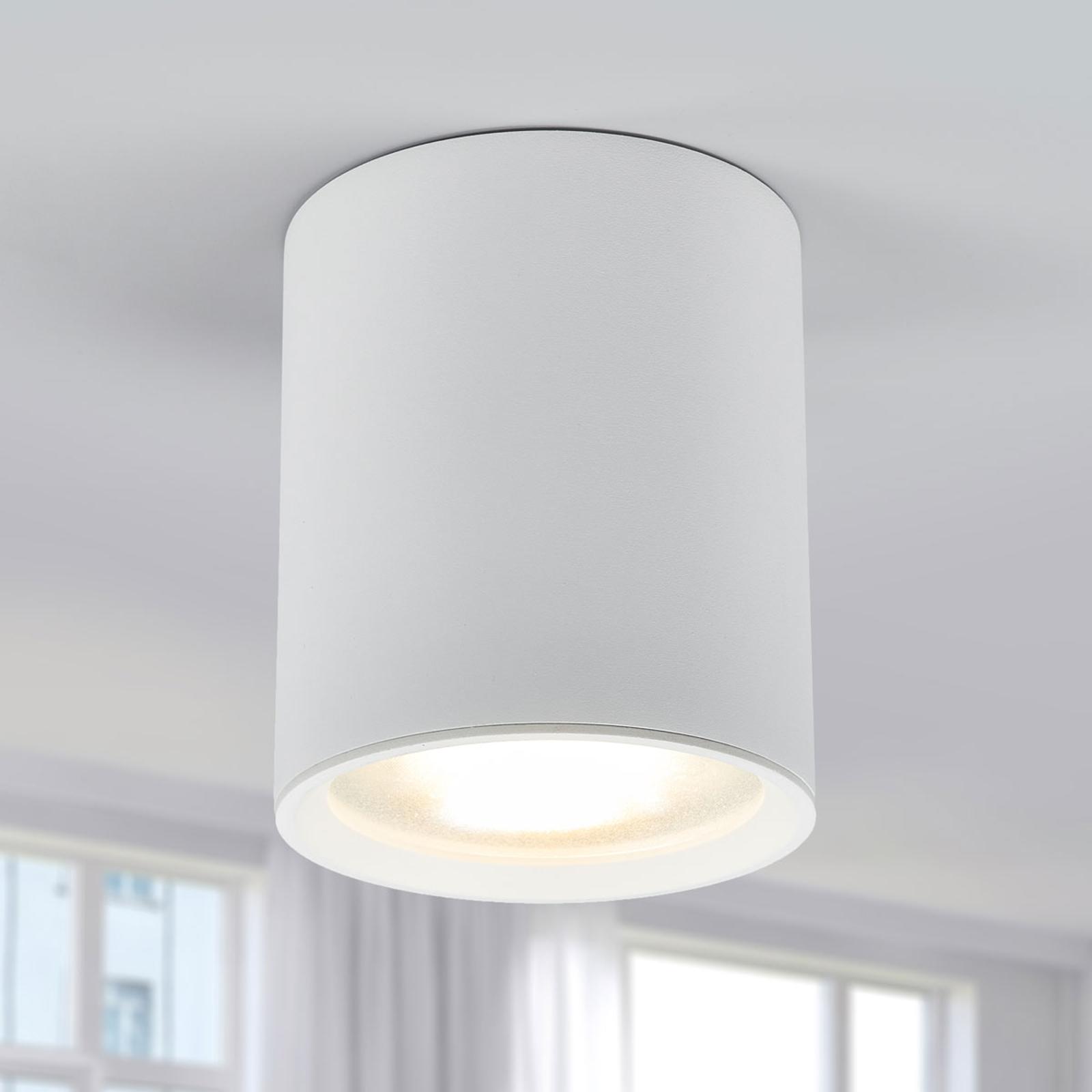 LED-taklampe Benk, 13 cm, 12,3 W