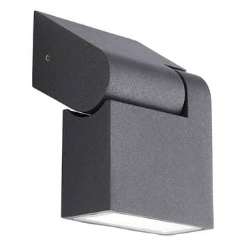 AEG Enid LED-Außenwandleuchte, schwenkbar