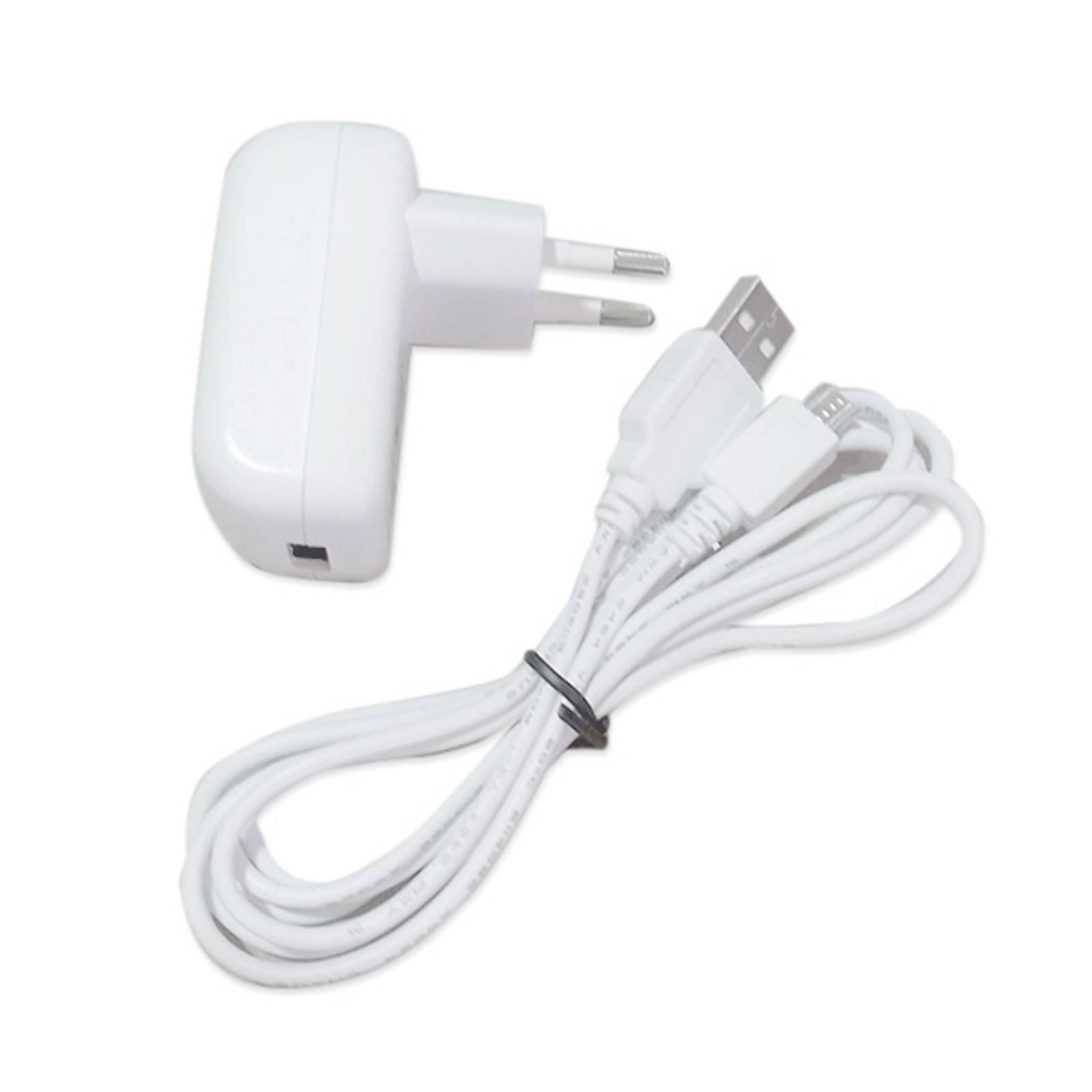 1 caricatore USB per lampada LED esterni Patio