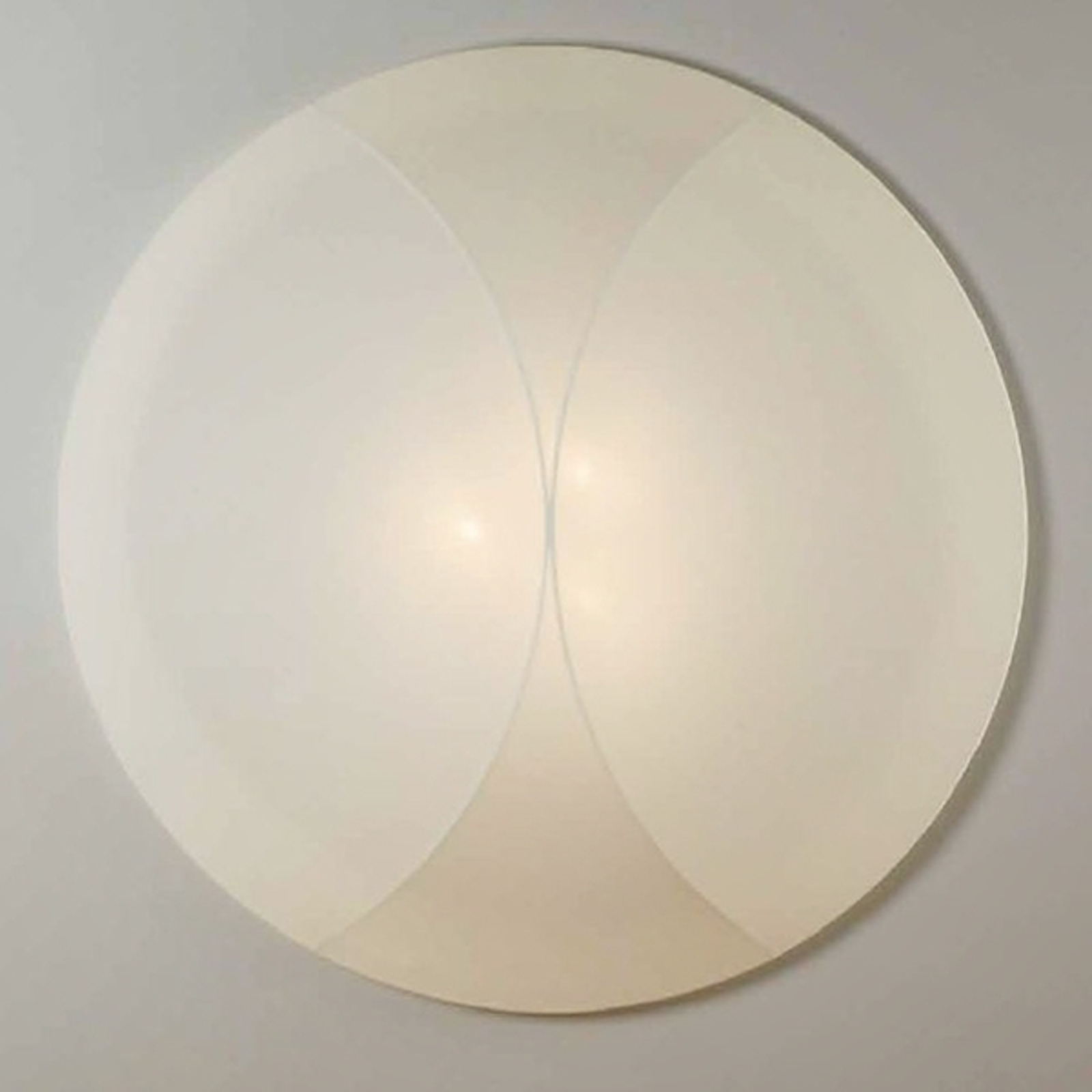 Nastrojowa lampa sufitowa Tosca, średnica 90 cm