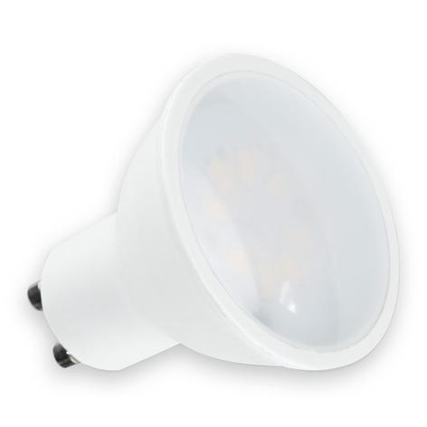 GU10 3W LED-heijastin, jonka valaisukulma on 120°