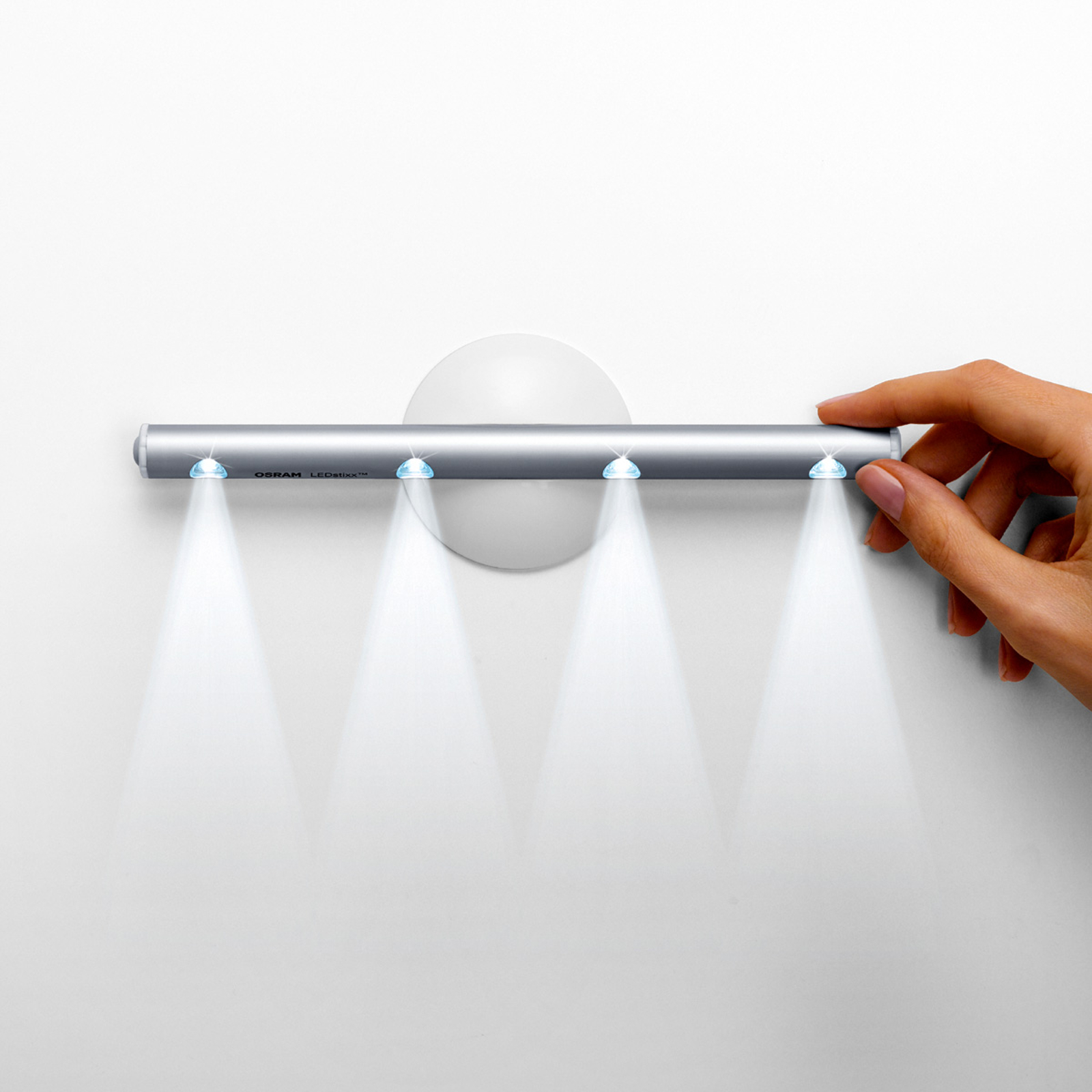 LEDVANCE LEDstixx Leuchtstab für Wand oder Tisch