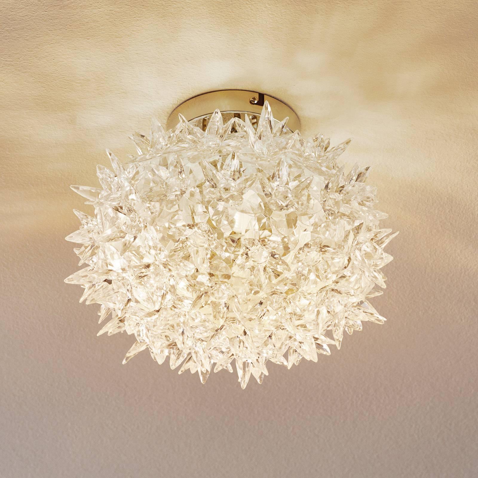 Billede af Kartell Bloom LED-loftlampe, 28 cm