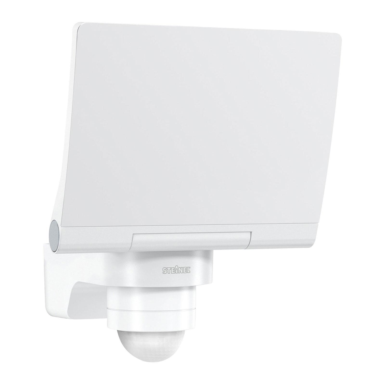 STEINEL XLED Pro 240 Sensor-Außenstrahler weiß