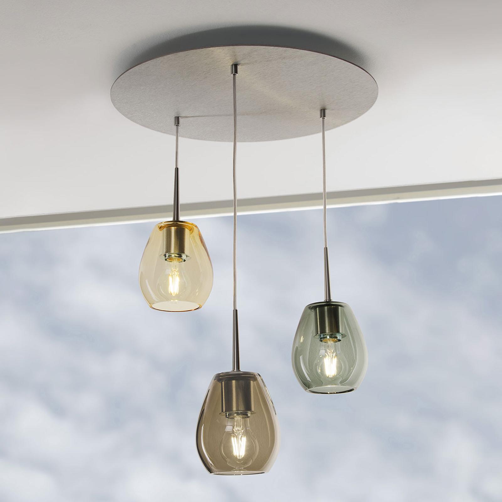 Casablanca Bagan Evolution hanglamp, mix