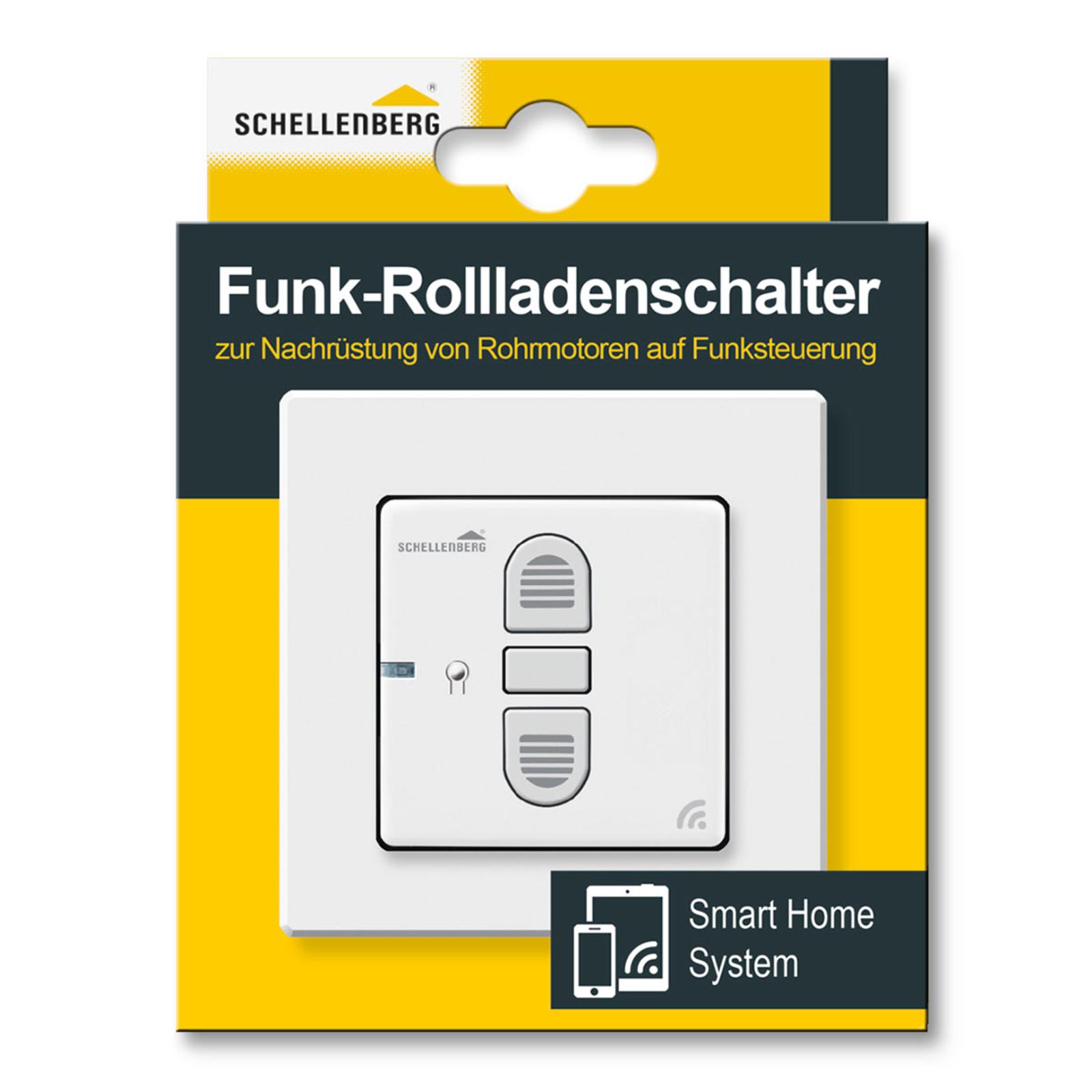 Schellenberg 20030 Rollladenschalter Unterputz
