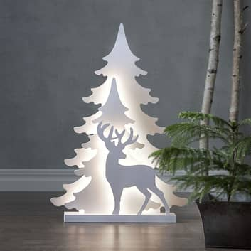 Lampe décorative LED Grandy renne