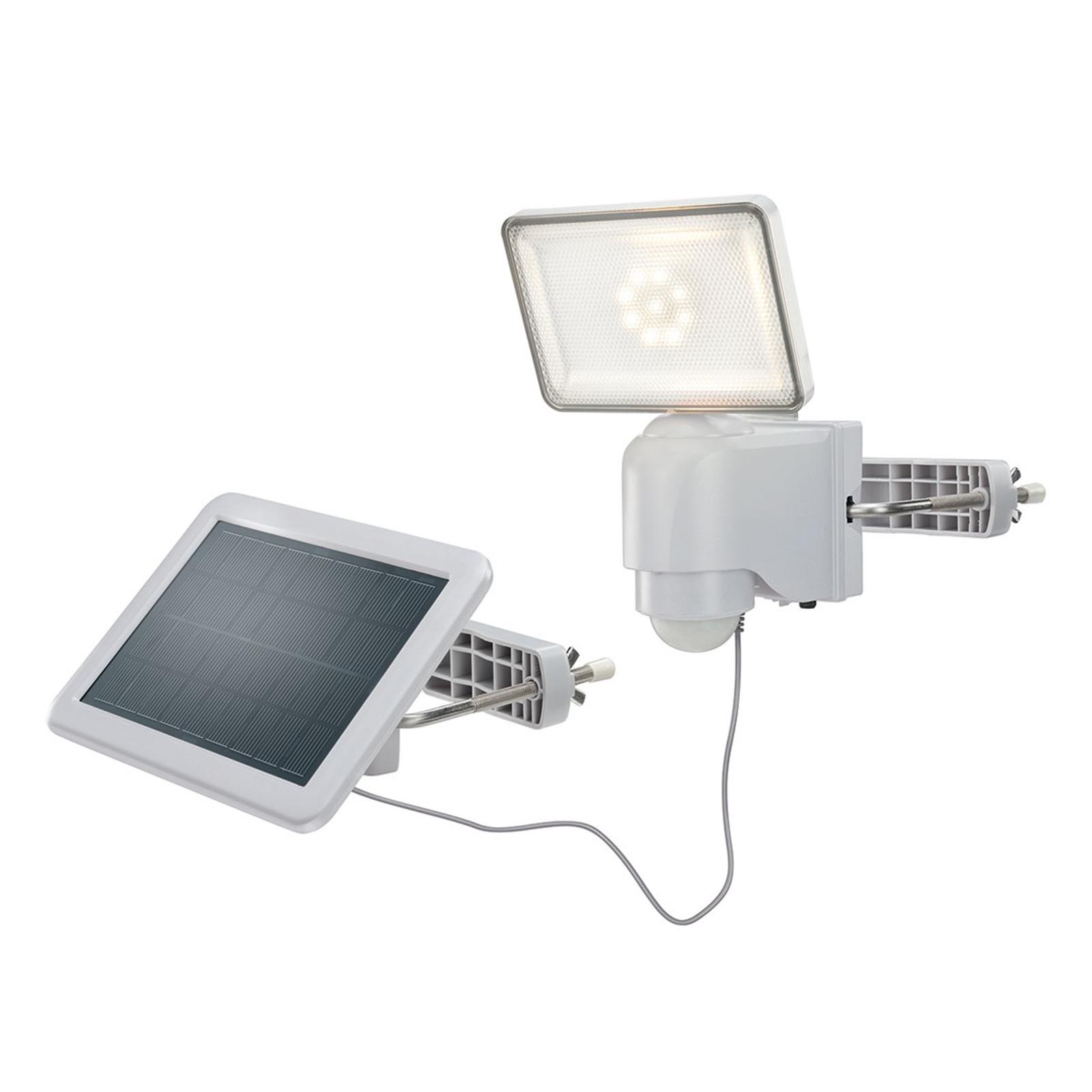 Solcelledrevet LED-spot Power, 500 lm, IR-sensor