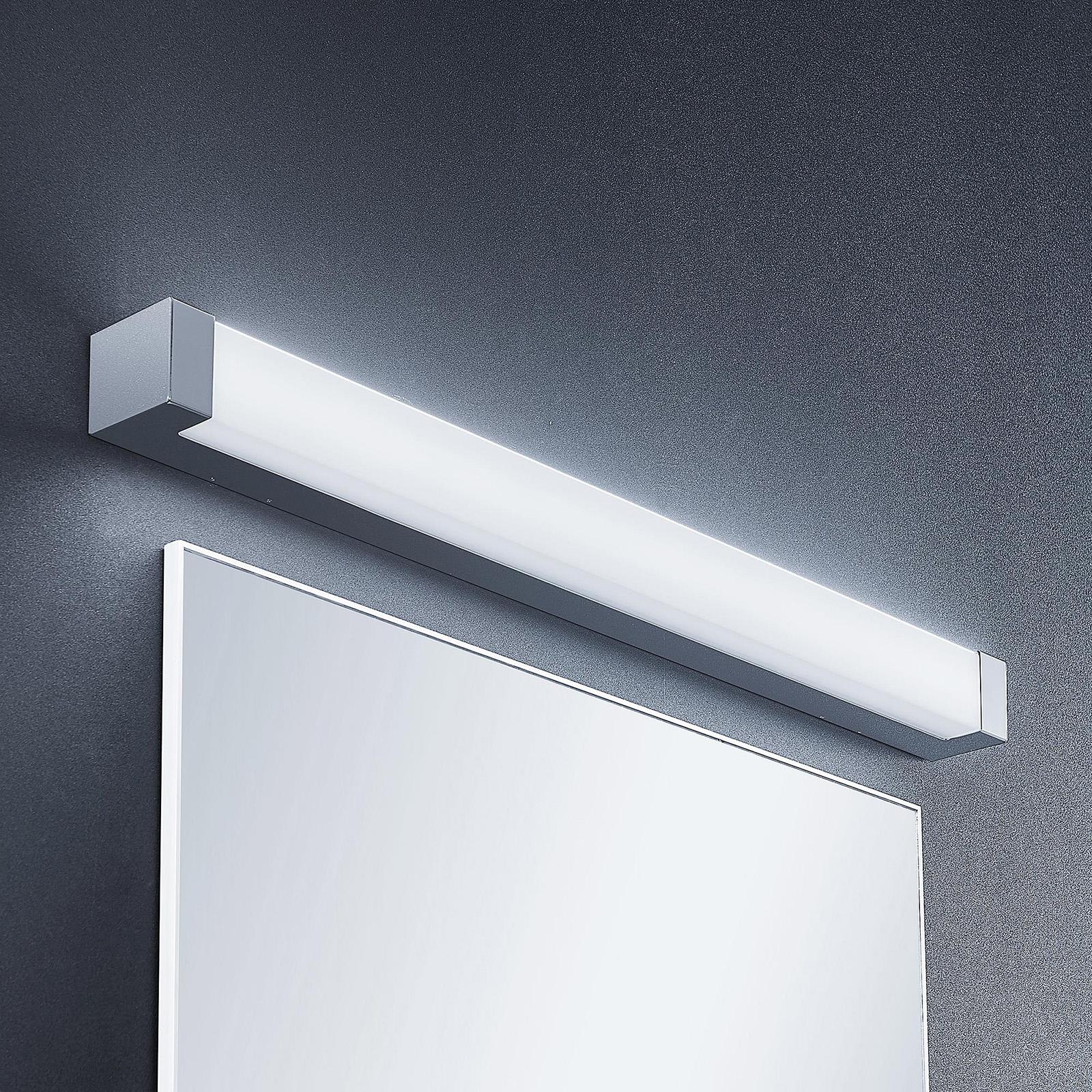 Lindby Skara LED-badrumslampa, 90 cm