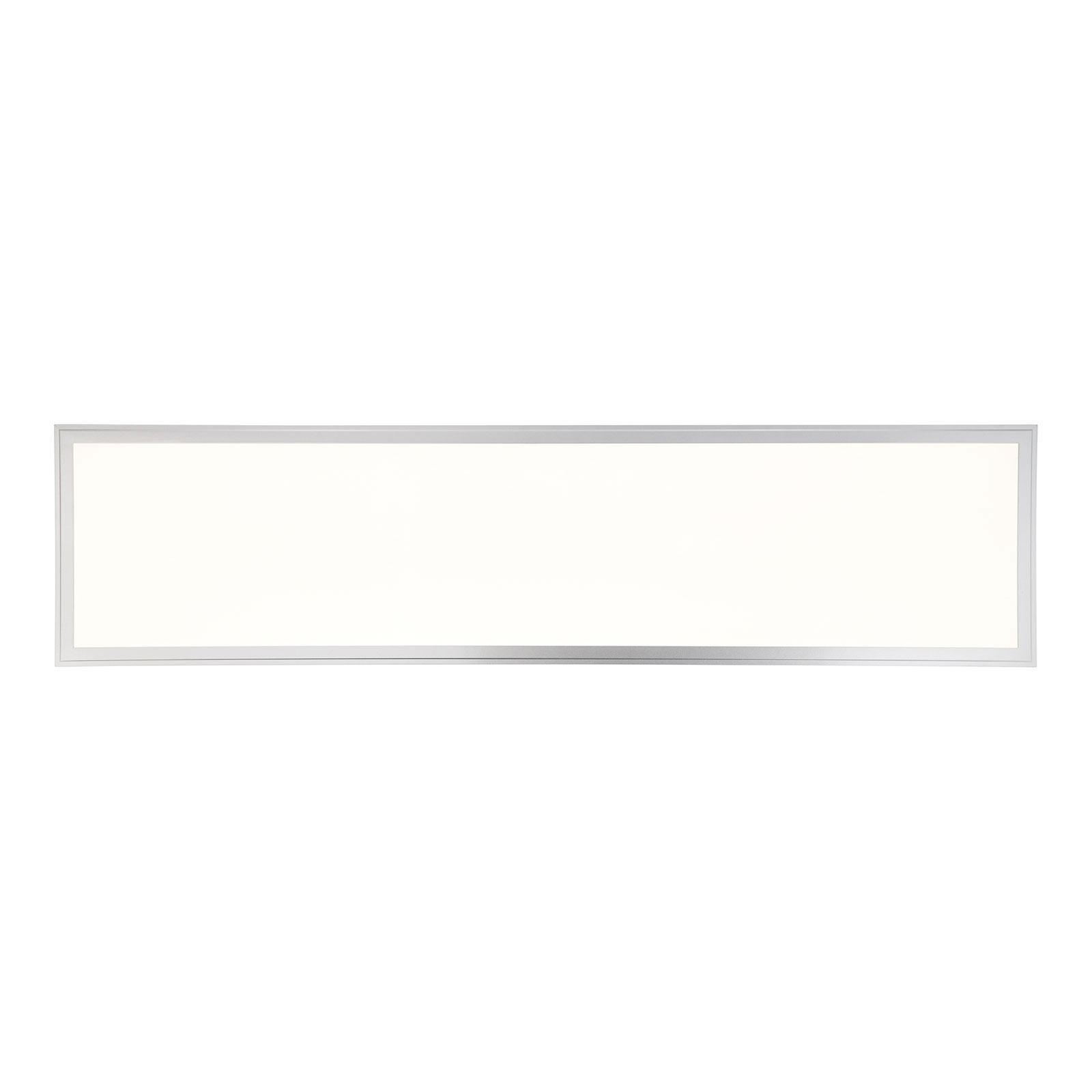 LED plafondlamp Alissa, 119,5x29,5 cm