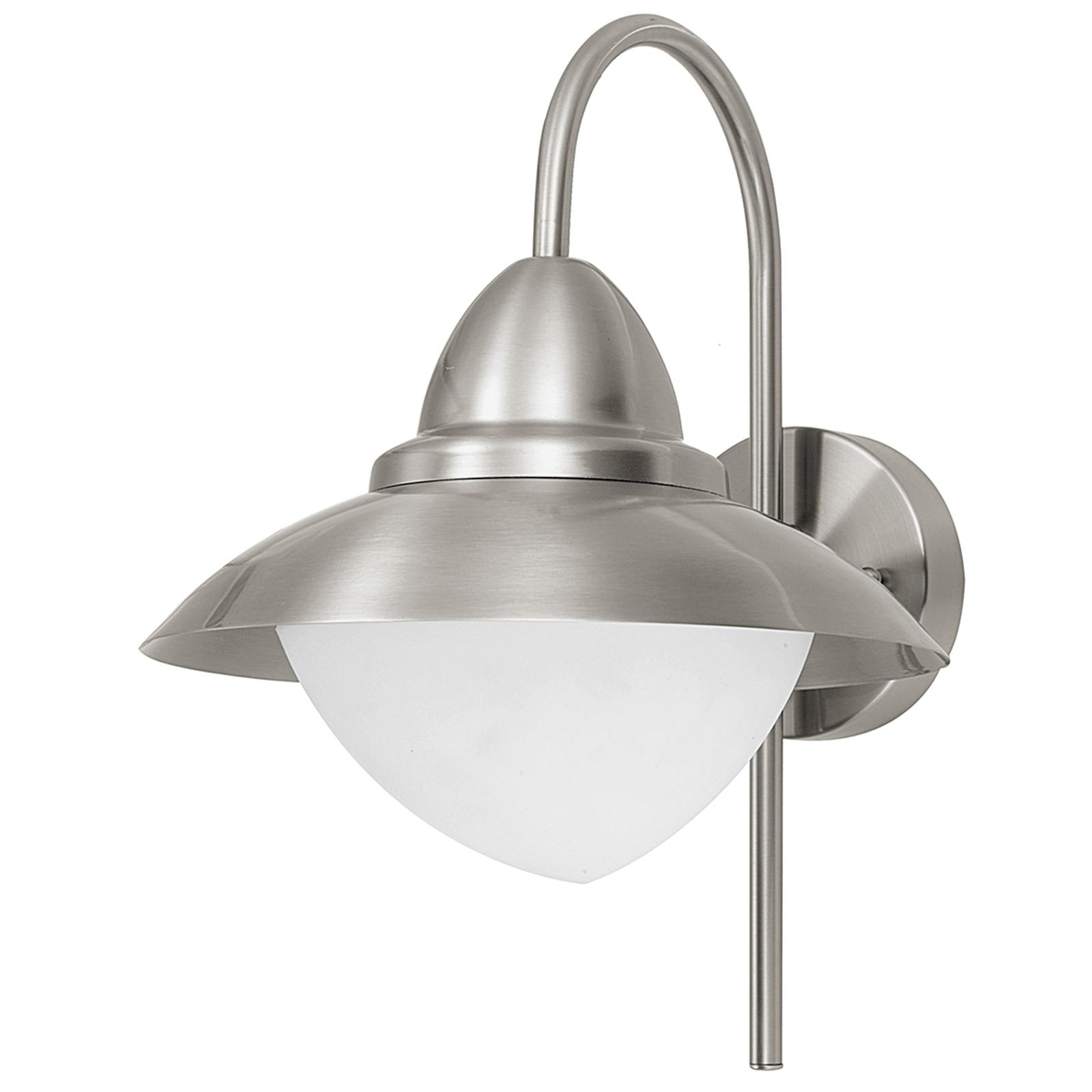 Energisk udformet Sidney væglampe