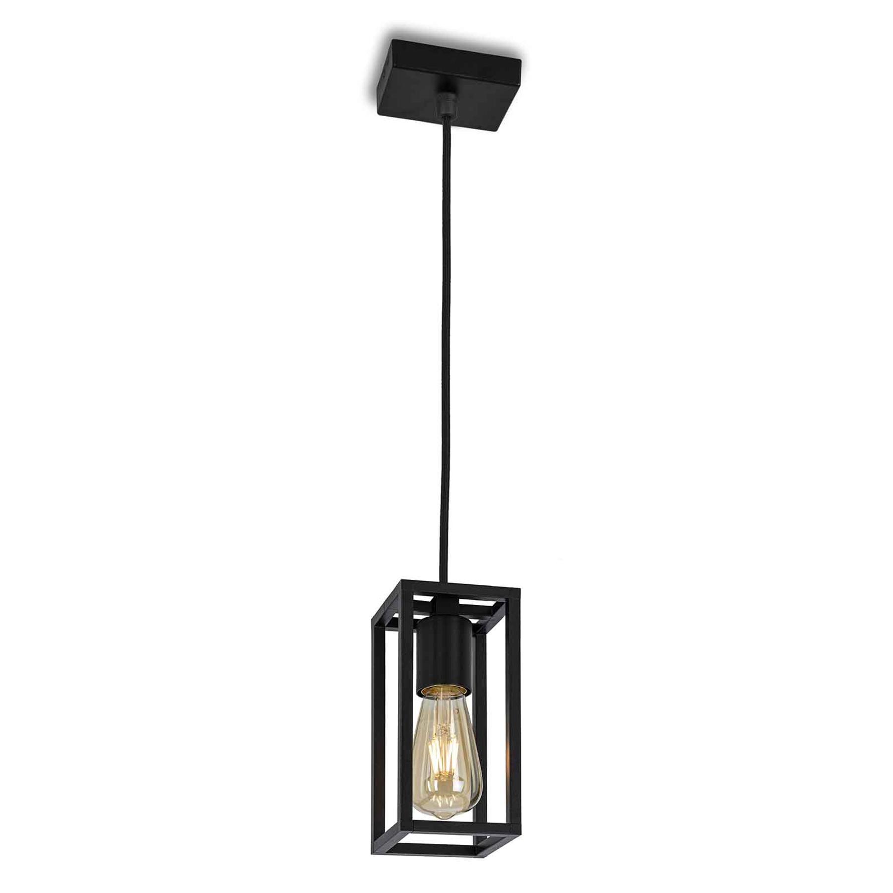 Lampa wisząca Cubic³ 3393 czarna