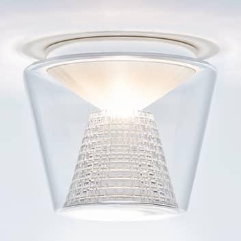 Annex - plafoniera LED con riflettore di cristallo
