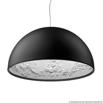 FLOS Skygarden hanglamp, mat zwart