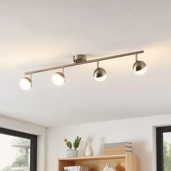Lindby Lientje LED stropní světlo, čtyřžárovkové