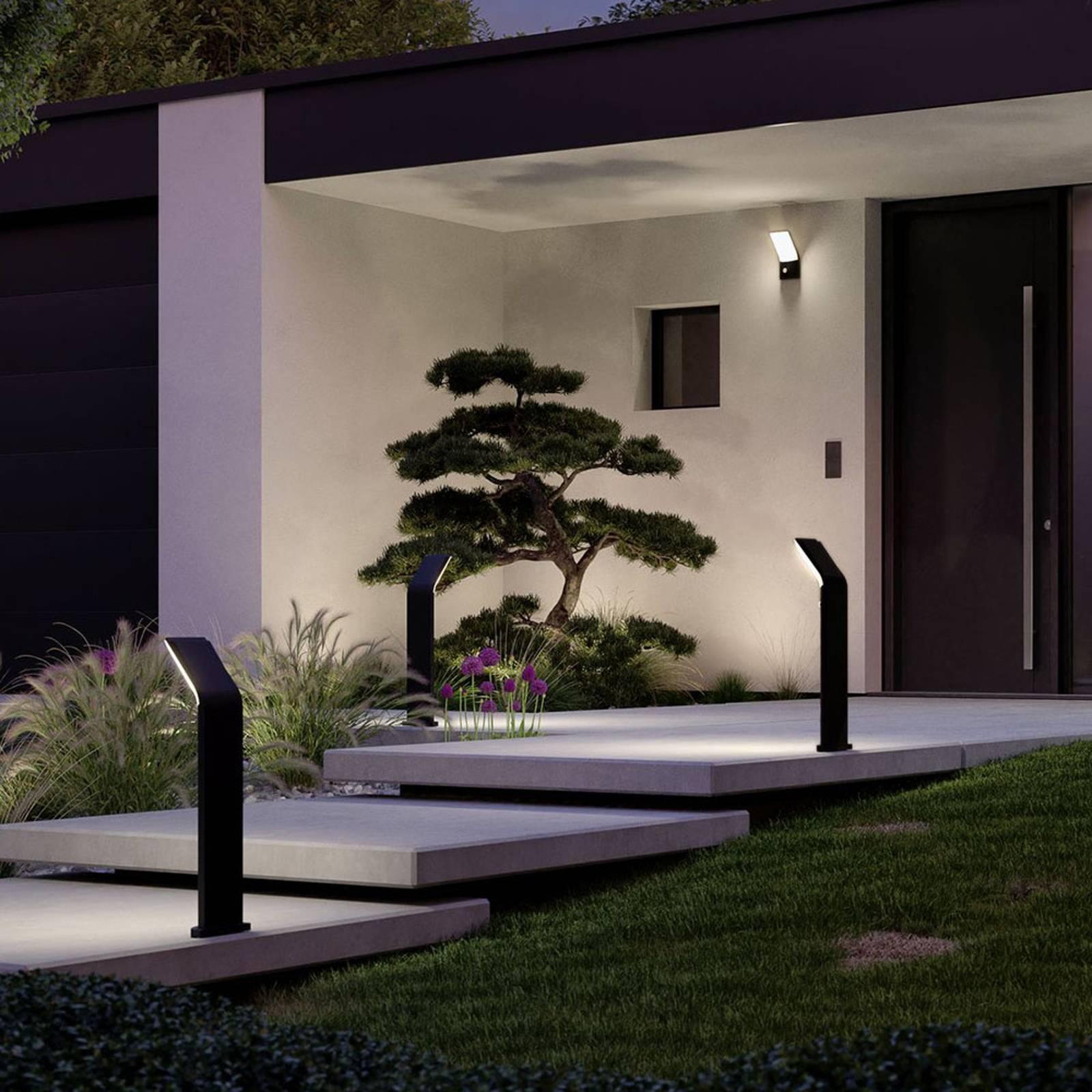 Paulmann Adya LED tuinpadverlichting met sensor