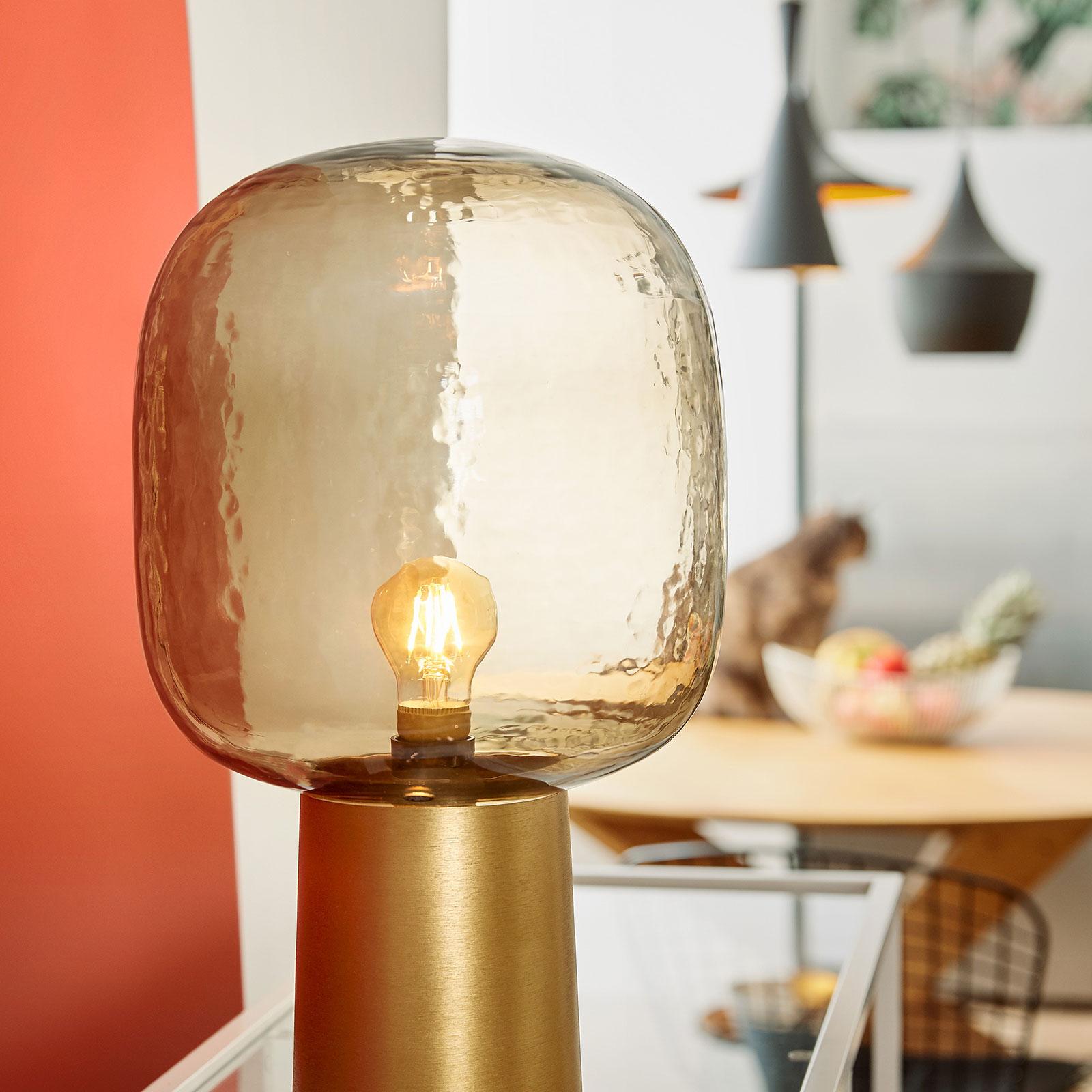 Innr LED E27 4,2W Smart Filament warmweiß gold