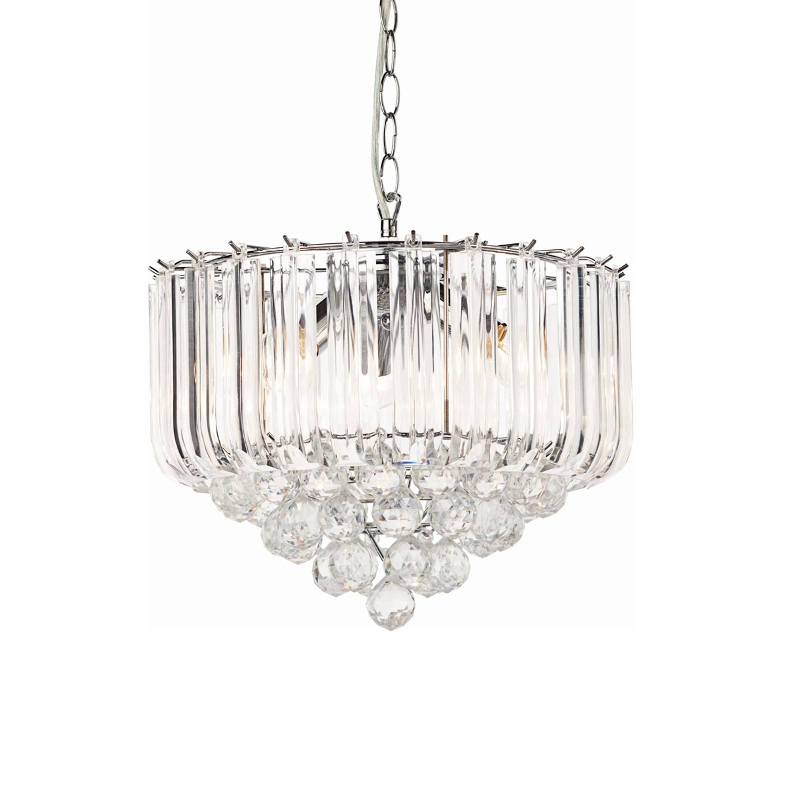Glinsterende hanglamp Beeke